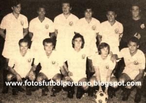 UNIVERSITARIO DE DEPORTES 1972
