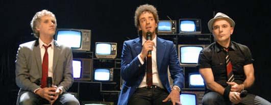 """Conferencia de Soda Stereo """"Me veras volver"""""""