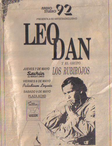 escuchar musica de leodan: